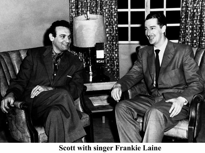 alan with entertainer frankie laine