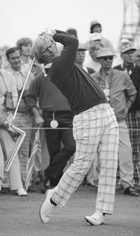 photo of jack nicklaus from the 1960s